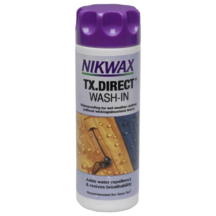 Impregnacija TX DIRECT WASH IN 300 ml Nikwax