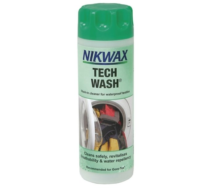 Čistilo TECH WASH 300 ml Nikwax