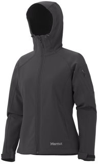 Softshell jakna ženska SUPER GRAVITY Black Marmot
